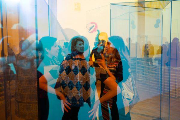 Whitechapel Gallery; Is This Tomorrow? exhibition (2019) photogr