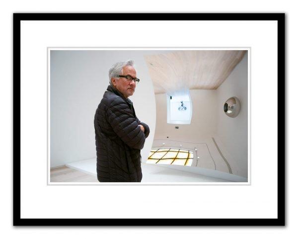 Anish Kapoor photographed by Alex Schneideman, London 13/3/19