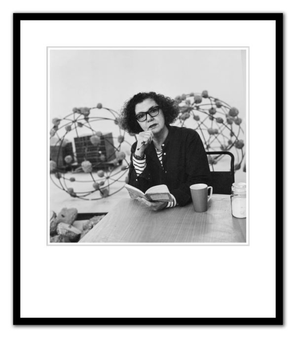 Mona Hatoum photographed by Alex Schneideman 16/4/19